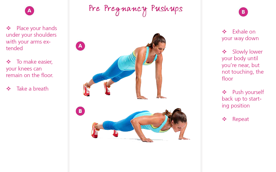 Pushups add to website