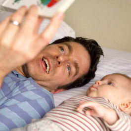 SURVIVAL GUIDE FOR NEW DADS